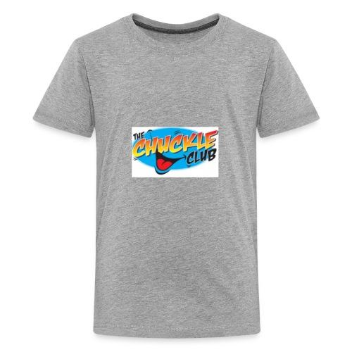ORIGINAL CHUCKLE CHEESE - Kids' Premium T-Shirt