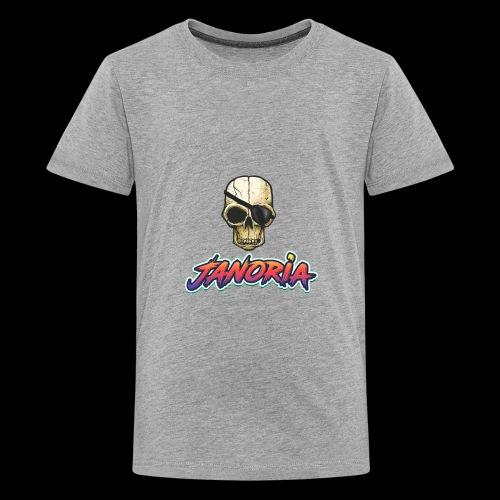 Janoria Main Logo - Kids' Premium T-Shirt