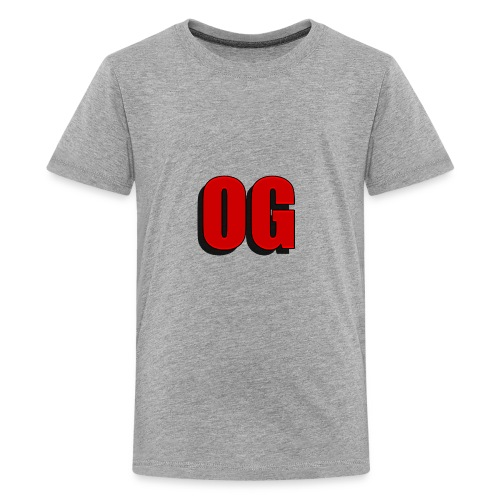 OG merch line - Kids' Premium T-Shirt