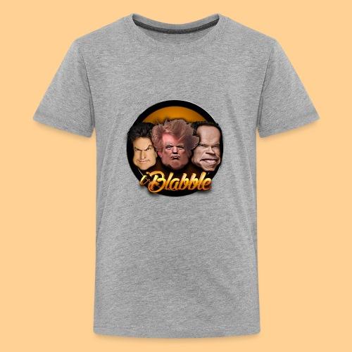 iBlabble - Kids' Premium T-Shirt