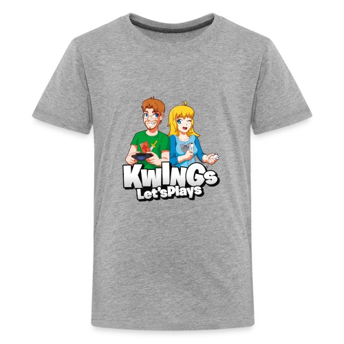 Knightwingletsplays Fan Shirt - Kids' Premium T-Shirt