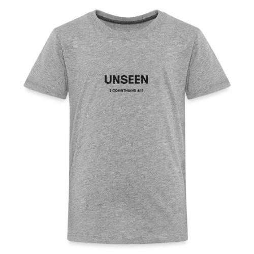 UNSEEN FAITH T-SHIRT - Kids' Premium T-Shirt