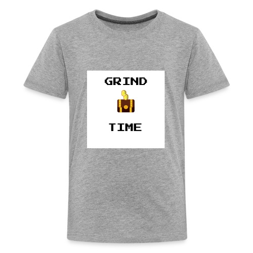GRIND TIME - Kids' Premium T-Shirt