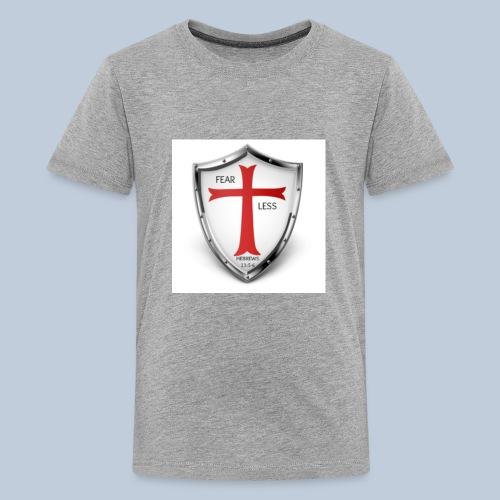 fear less 4 - Kids' Premium T-Shirt
