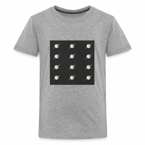 Planetary Pattern - Kids' Premium T-Shirt