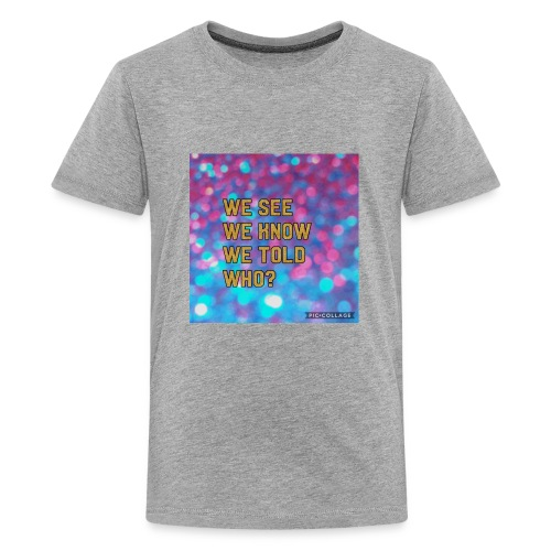 Cicon - Kids' Premium T-Shirt