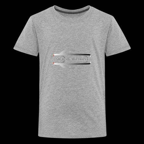 XW GS GHOST - Kids' Premium T-Shirt