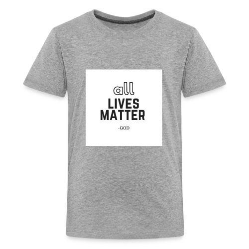 all lives matter - Kids' Premium T-Shirt