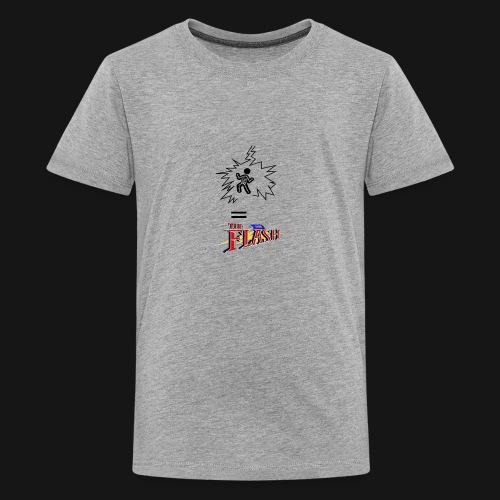 USB FLASH - Kids' Premium T-Shirt
