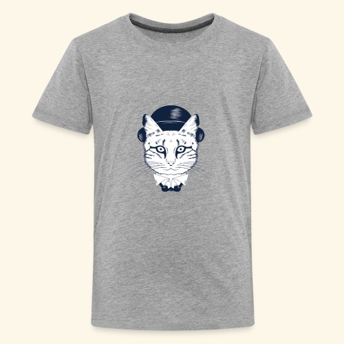 oie transparent 17 - Kids' Premium T-Shirt