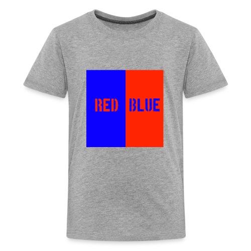 Red Blue Classic - Kids' Premium T-Shirt