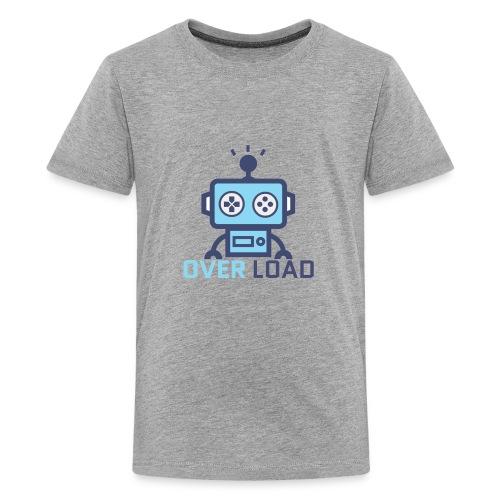 OverLoad Discord Merch - Kids' Premium T-Shirt