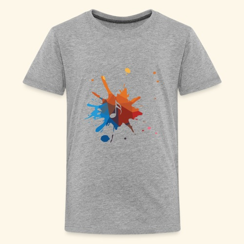 music - Kids' Premium T-Shirt