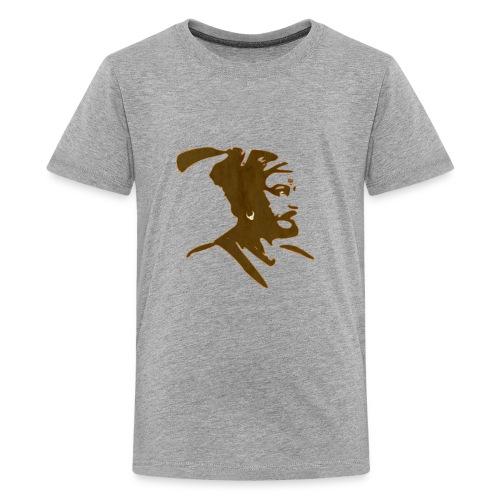 King Shivaji ART by HD Design - Kids' Premium T-Shirt