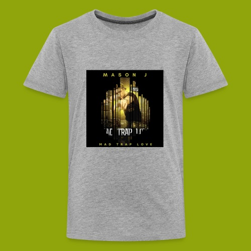 Mason J Christian Hip Hop Artist(FAN SHIRT) - Kids' Premium T-Shirt