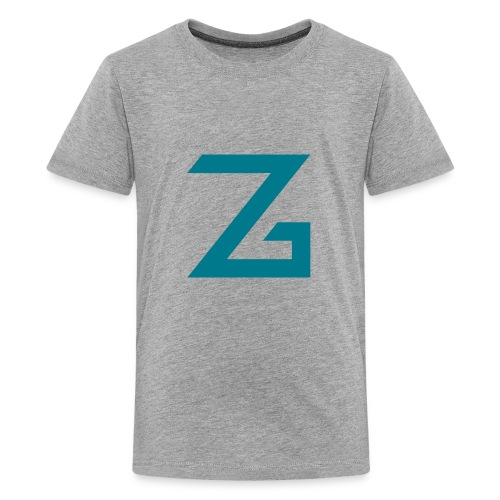 ZzasserGaming - Kids' Premium T-Shirt
