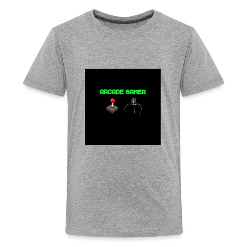 ARCADE GAMER T-SHIRT - Kids' Premium T-Shirt