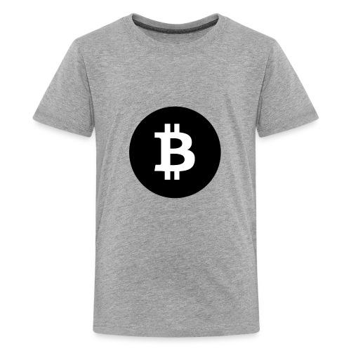 Bitcoin's Conquer - Kids' Premium T-Shirt