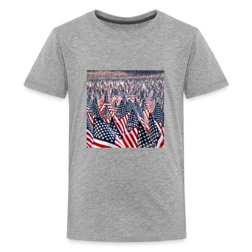 Gary's America - Kids' Premium T-Shirt