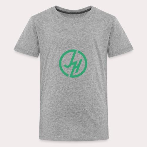 my john hudson logo - Kids' Premium T-Shirt