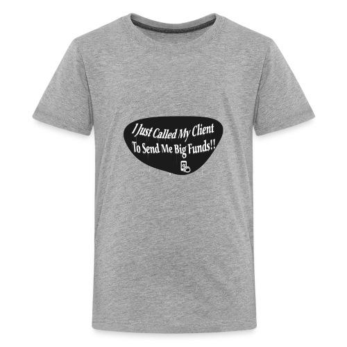 Too hundred designs - Kids' Premium T-Shirt