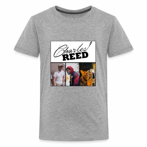 PhotoGrid 1522469964302 - Kids' Premium T-Shirt