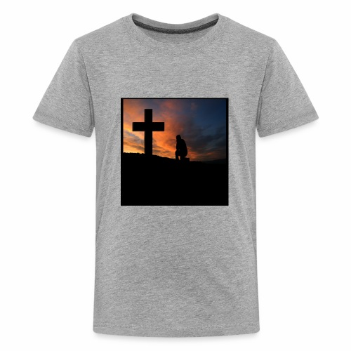 Always Pray - Kids' Premium T-Shirt