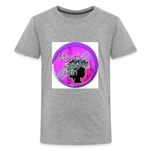 MGT Logo - Kids' Premium T-Shirt