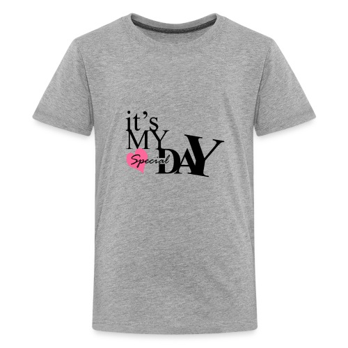 it's my special day - Birthday - Kids' Premium T-Shirt