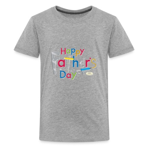 Happy Fathers Day - Kids' Premium T-Shirt