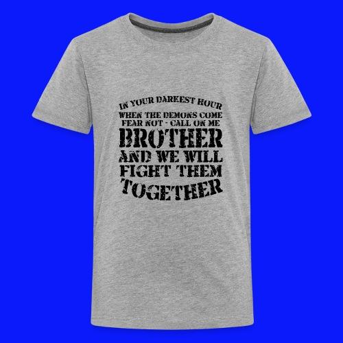 Veteran - Kids' Premium T-Shirt