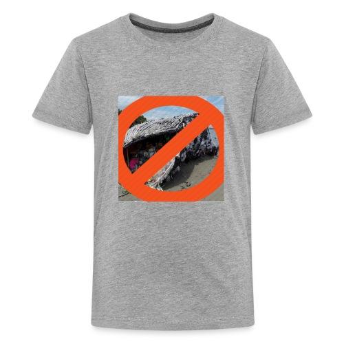 Plastic Whale - Kids' Premium T-Shirt