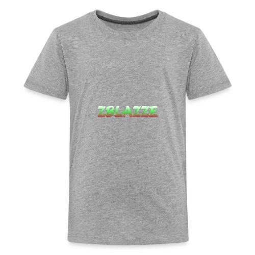 zBlazze New Merch - Kids' Premium T-Shirt