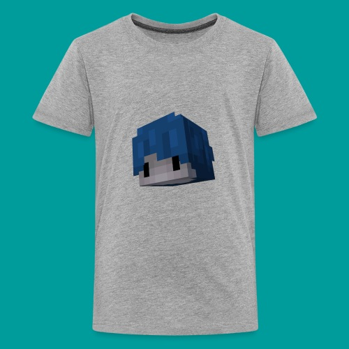 TDPMC's head - Kids' Premium T-Shirt