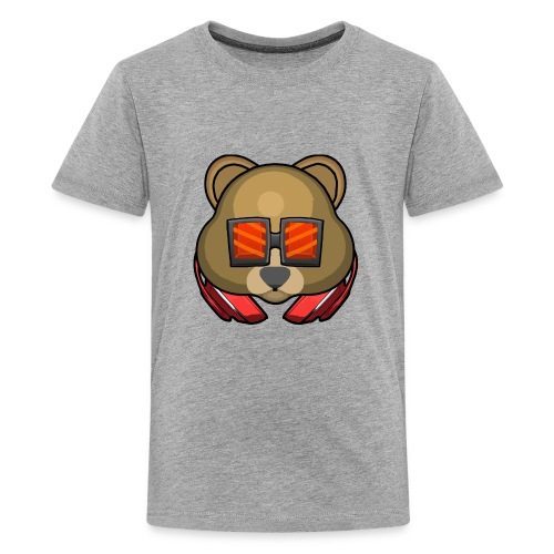 bearmoji - Kids' Premium T-Shirt