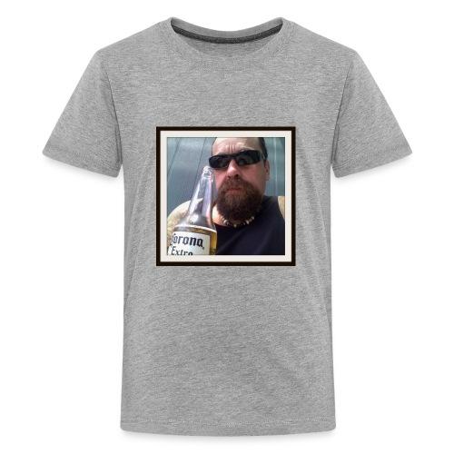 TestStonerShrt - Kids' Premium T-Shirt