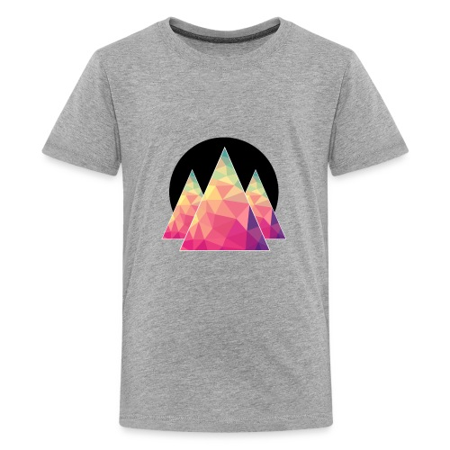mountains - Kids' Premium T-Shirt