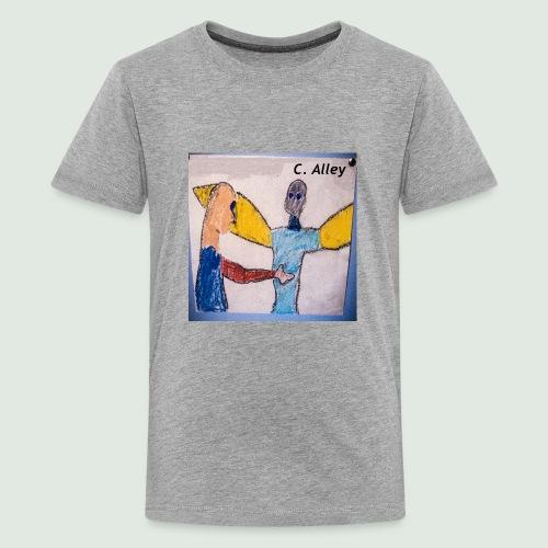strangenesscover - Kids' Premium T-Shirt