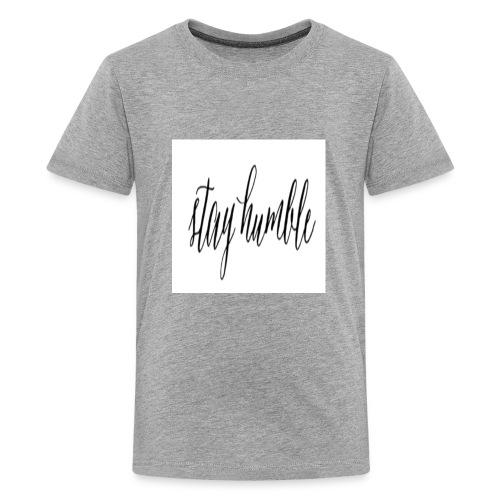 humble2 - Kids' Premium T-Shirt