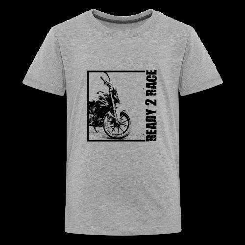 ready2race - Kids' Premium T-Shirt