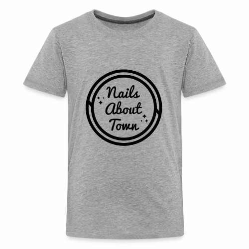 Nails About Town 1 - Kids' Premium T-Shirt