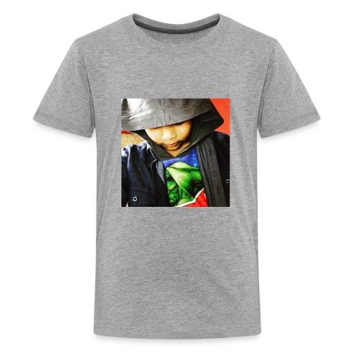 SamirHoddie - Kids' Premium T-Shirt