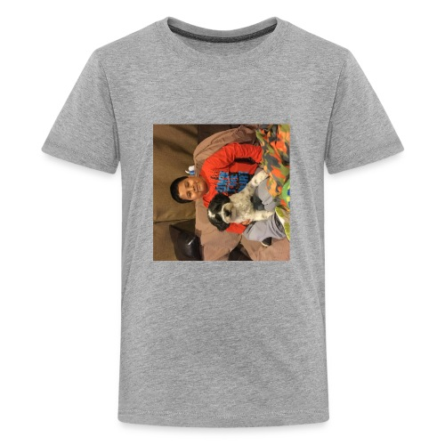 6593B4C8 DBB6 45F7 A53A 5B8F4FEBC80C - Kids' Premium T-Shirt