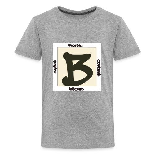 A5F42440 A9CF 43EF AF19 481E3B9A1EB3 - Kids' Premium T-Shirt