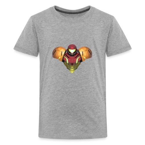 Robo Girl - Kids' Premium T-Shirt