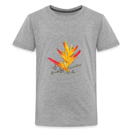 Bird of Paradise 02 - Kids' Premium T-Shirt