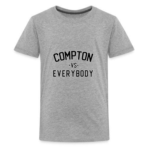 Compton vs Everybody shirt - Kids' Premium T-Shirt