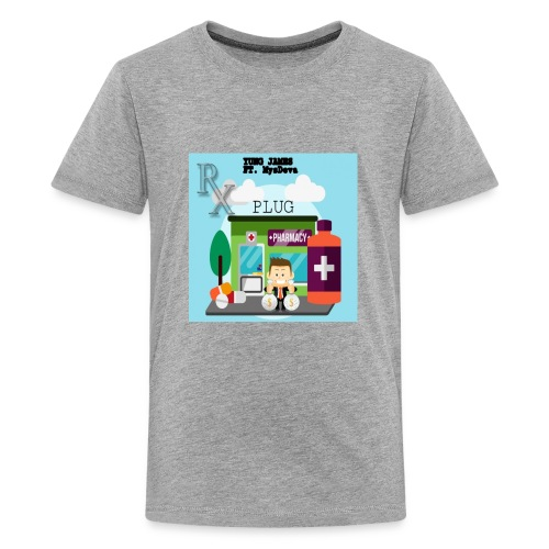 Yung James Merch - Kids' Premium T-Shirt