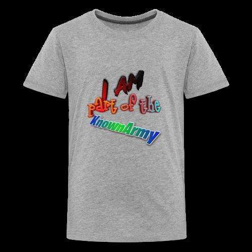 KnownArmy Member - Kids' Premium T-Shirt