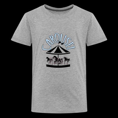 Carousel Ajdan11 - Kids' Premium T-Shirt